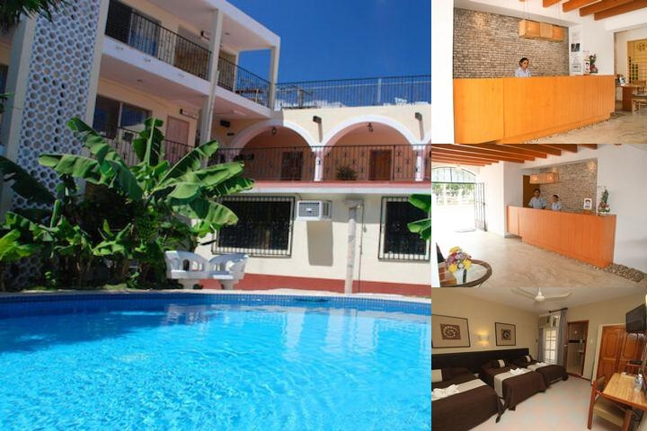 Hotel Maria De La Luz photo collage
