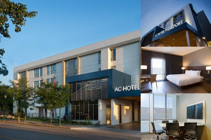 Ac Hotels Marriott Kansas City Westport photo collage