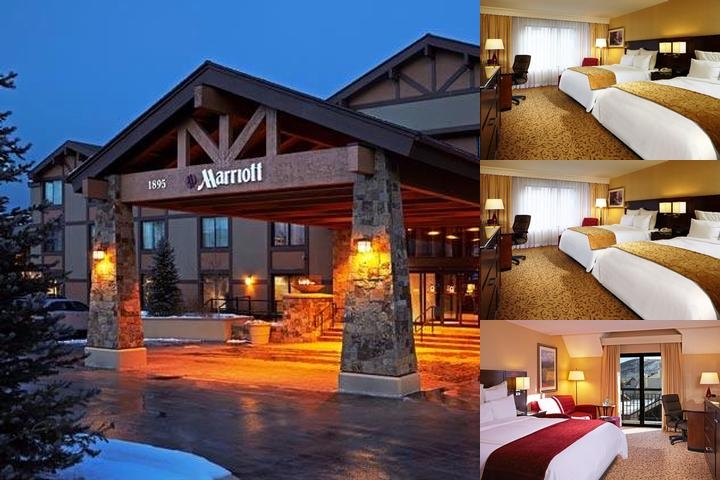 Park City Marriott photo collage