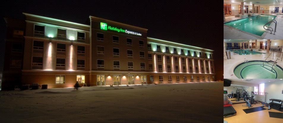 Holiday Inn Express & Suites Bonnyville photo collage