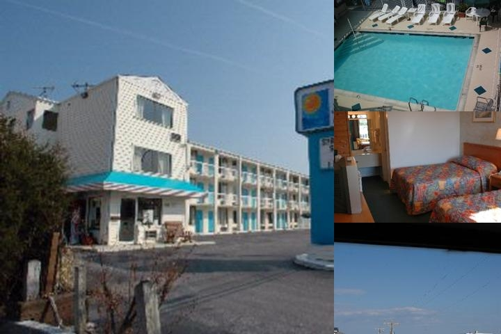 Atlantic Oceanside Hotel photo collage