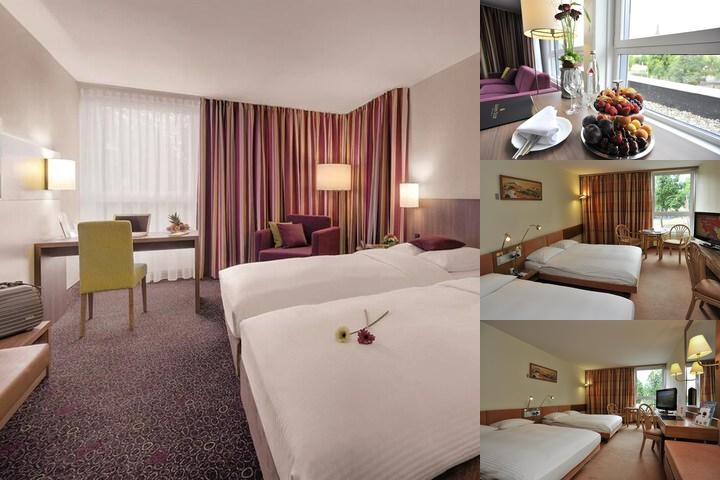 Golden Tulip Parkhotel Neu Ulm photo collage