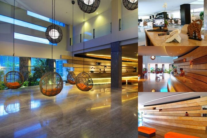 B Hotel Bali & Spa photo collage