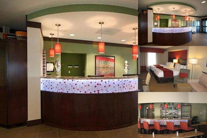 Comfort Suites City Centre photo collage