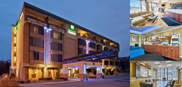 Holiday Inn Express Birmingham photo collage