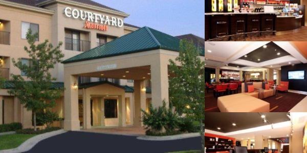 Courtyard by Marriott Houston North photo collage