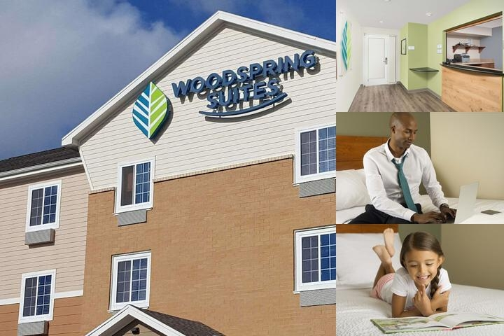 Woodspring Suites Jacksonville I 95 North photo collage