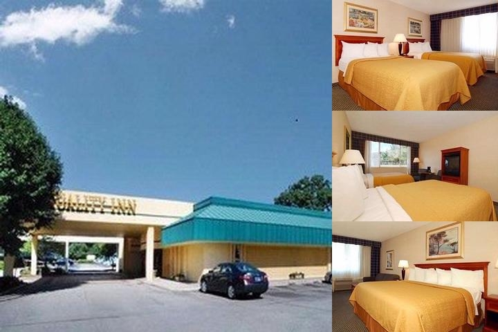 Econo Lodge Univeristy Area photo collage