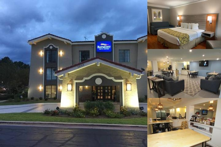 Baymont Inn & Suites Tallahassee Central photo collage