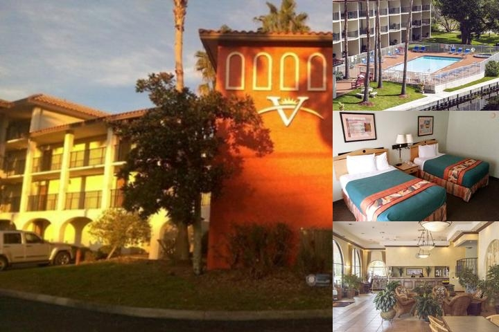 Vista Hotel On Lake Tarpon Photo Collage