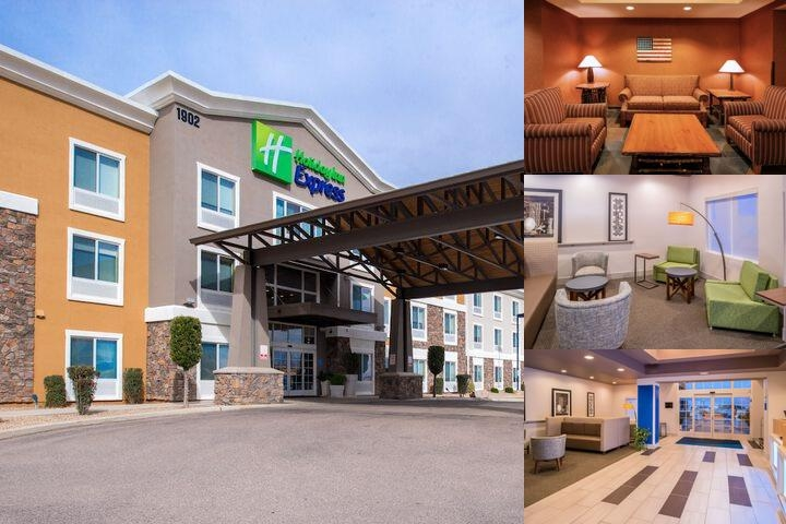 Holiday Inn Express Sierra Vista photo collage