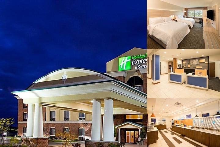 Holiday Inn Express Hotel & Suites Bay City photo collage