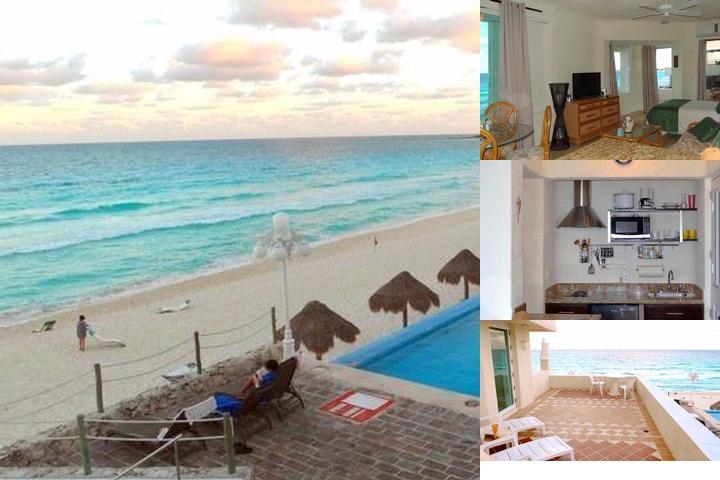 Cancun Connection Condos photo collage
