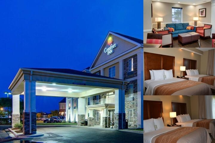 Comfort Inn West Monroe photo collage