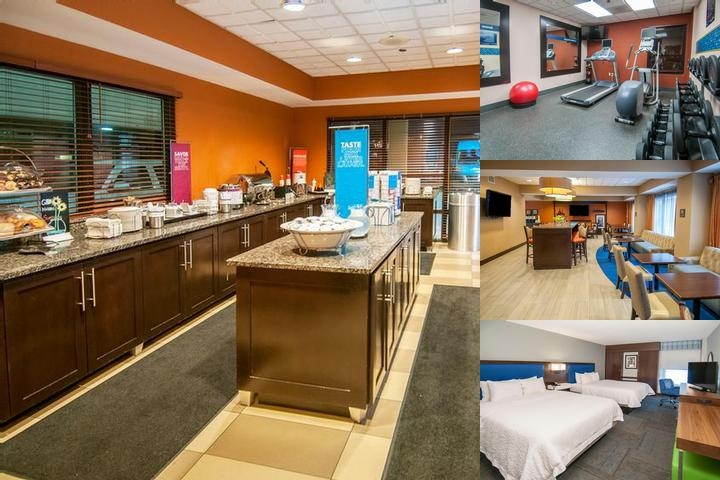 Hampton Inn Metairie photo collage