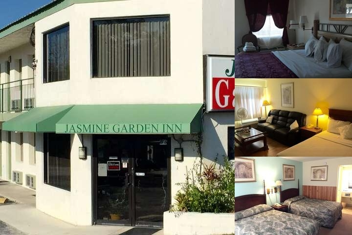 Jasmine Garden Inn photo collage