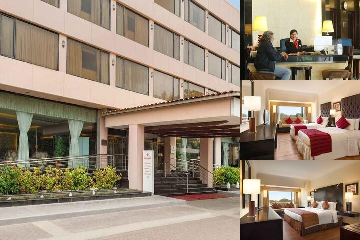 Ramada Plaza Karachi Hotel photo collage