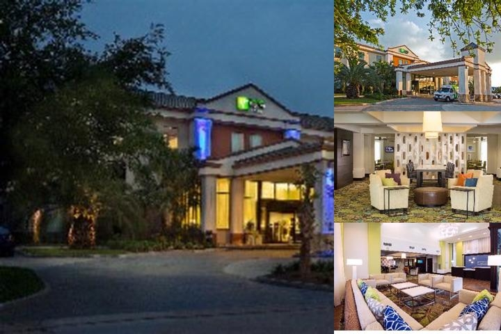 Holiday Inn Express & Suites New Orleans Airport photo collage