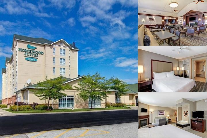 Homewood Suites Toronto / Oakville photo collage