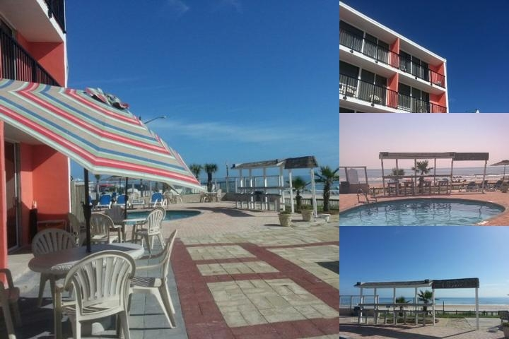 Cove Motel Oceanfront photo collage