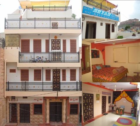 Shyam Palace Paying Guest House photo collage