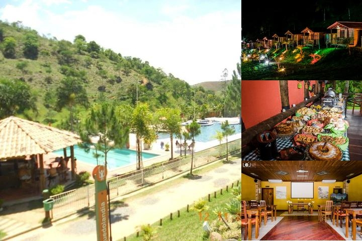 Eco Resort Chales San Thomaz photo collage