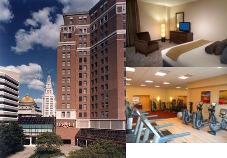 Hyatt Regency Buffalo / Hotel & Conference Center photo collage