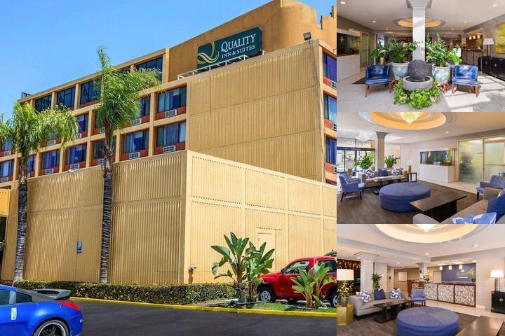 Quality Inn & Suites Montebello photo collage