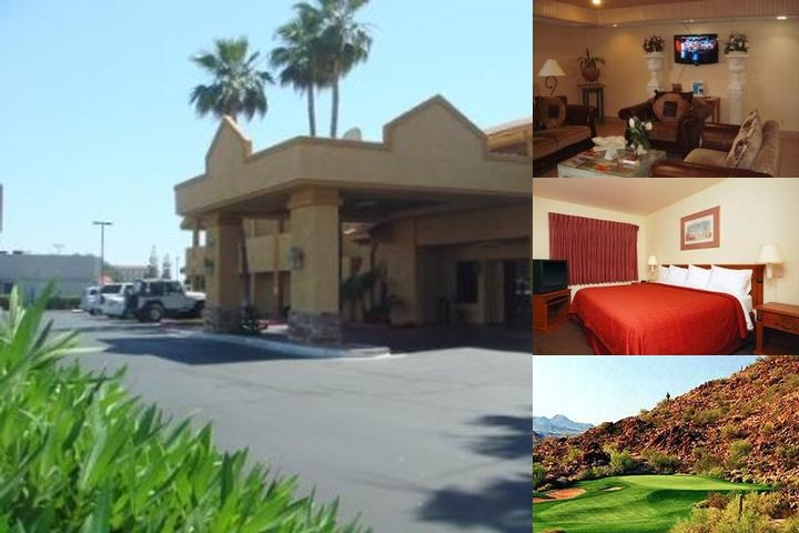 Quality Inn & Suites Mesa / Phoenix photo collage