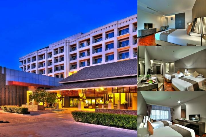 Mida City Resort Bangkok photo collage