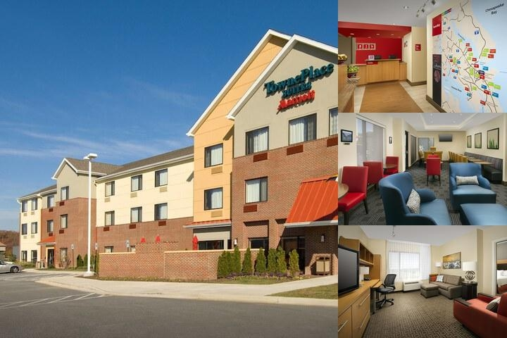 Towneplace Suites Lexington Park Naval Air Station photo collage