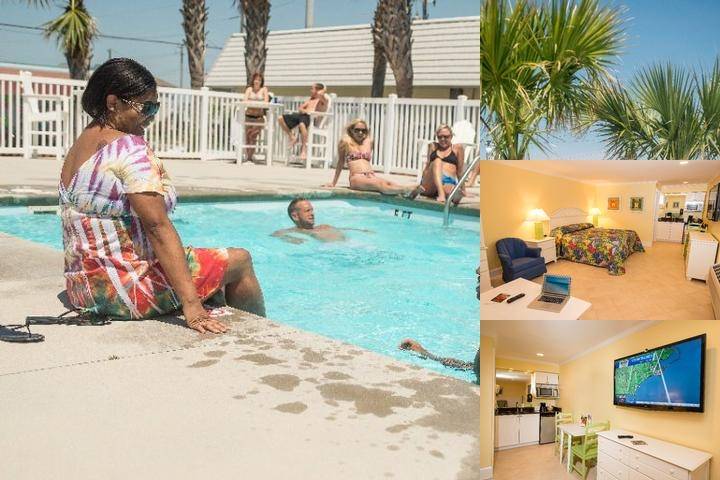 Island Inn of Atlantic Beach photo collage