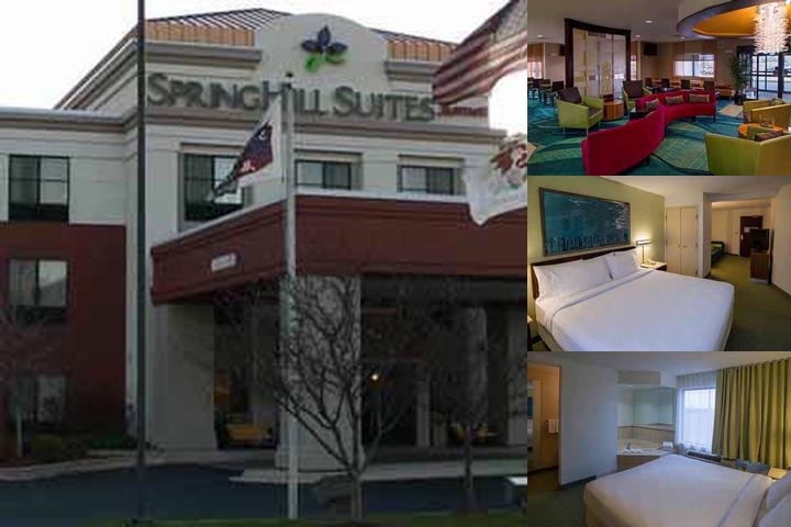 Springhill Suites Chicago Bolingbrook photo collage