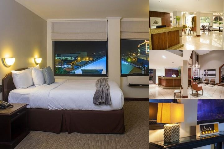 Parque Del Lago Boutique Hotel photo collage