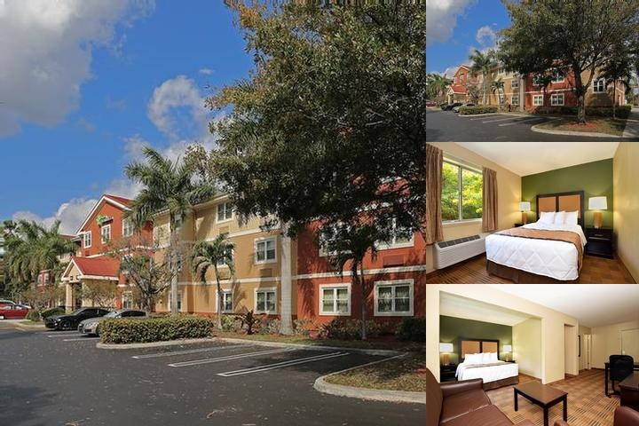 Extended Stay Deluxe West Palm Beach photo collage