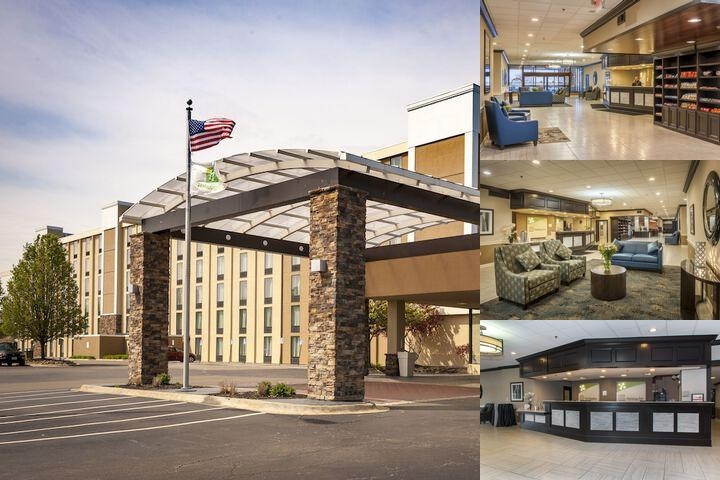 Holiday Inn Cleveland Strongsville (Arpt) photo collage