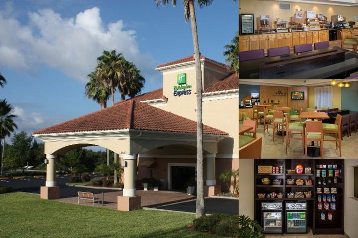 Holiday Inn Express Clermont photo collage