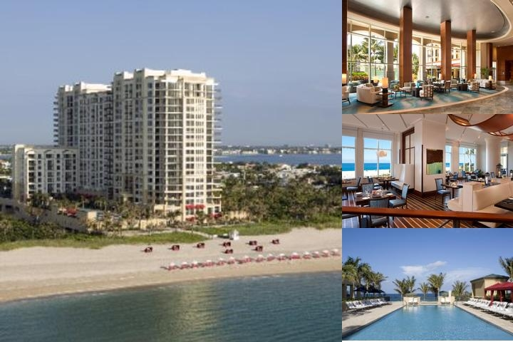 Palm Beach Marriott Singer Island Beach Resort & S photo collage