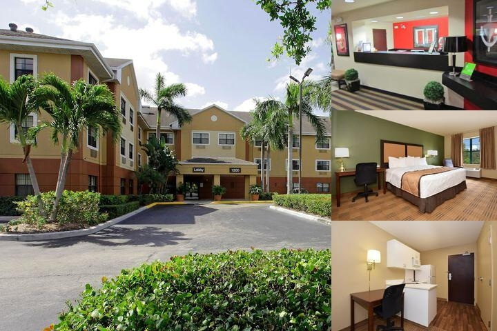 Extended Stay America Deerfield Beach photo collage