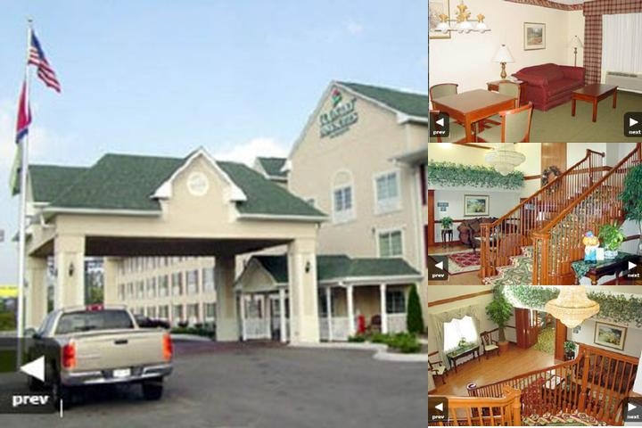 Country Inn & Suites by Carlson Nashville South photo collage