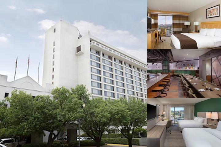 Doubletree by Hilton Hotel Birmingham photo collage