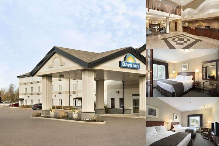Days Inn North photo collage