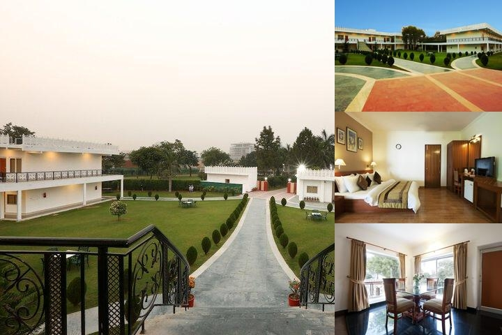 Aapno Ghar Resort photo collage