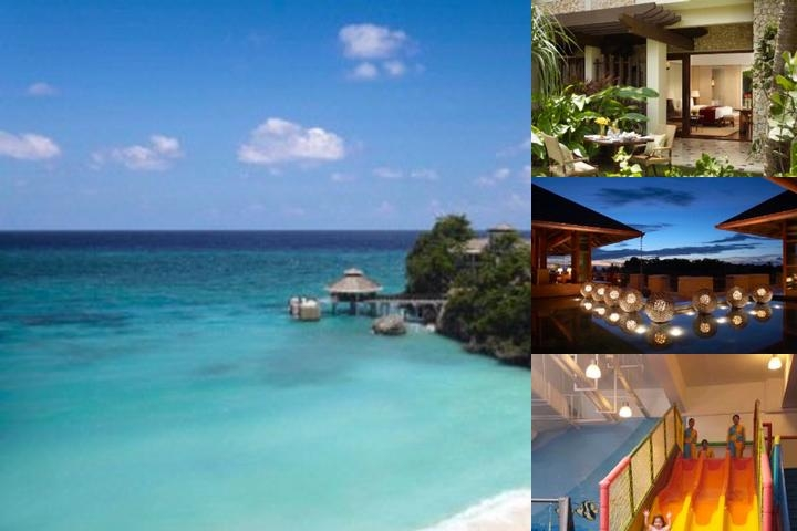 Shangri La's Boracay Resort & Spa photo collage