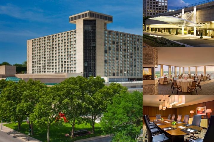 The Westin Crown Center photo collage