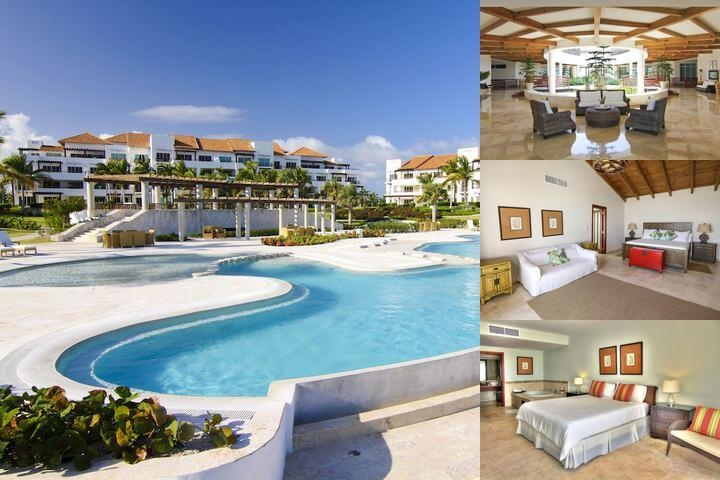 Punta Palmera Cap Cana by Essenza Retreats photo collage