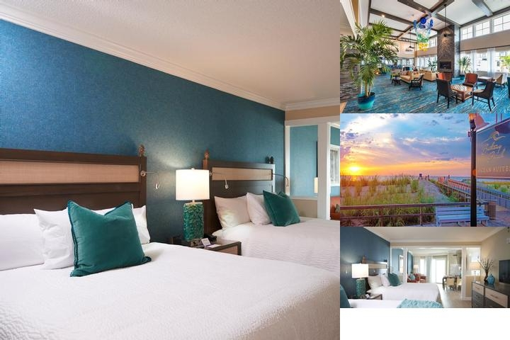 Bethany Beach Ocean Suites photo collage