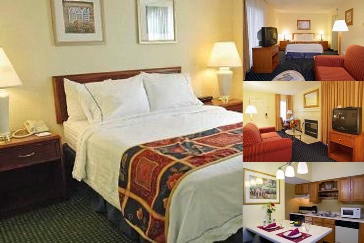 Residence Inn San Jose / Campbell photo collage