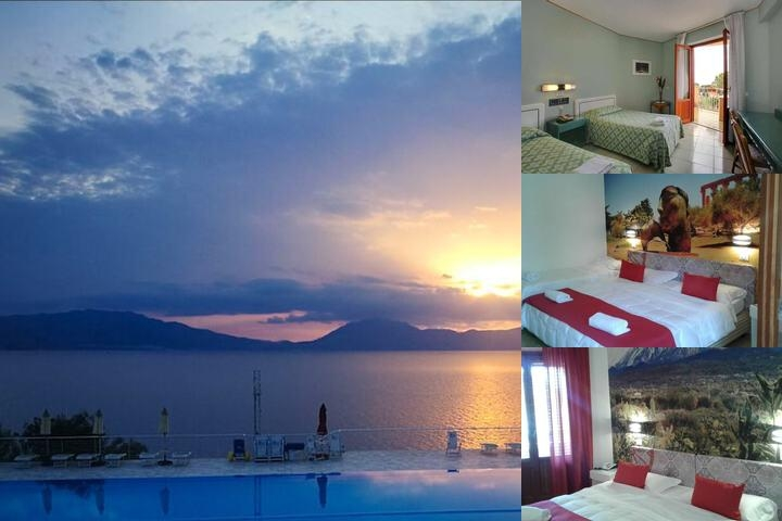 Hotel Perla Del Golfo photo collage