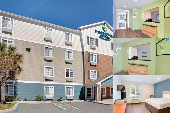 Woodspring Suites Ft. Myers Northeast photo collage
